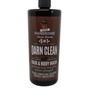 5-in-1 Gentlemen's DARN CLEAN Hair & Body Wash
